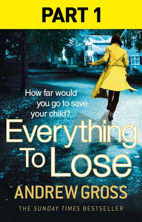 Andrew Gross. Everything To Lose. Chapters 1-5