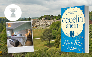 Cecelia Ahern. Bovey Castle competition.