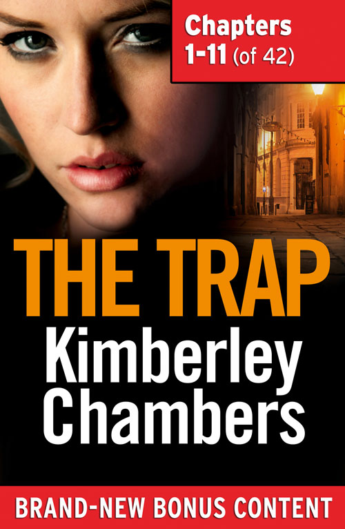 Kimberley Chambers. The Trap. £0.99